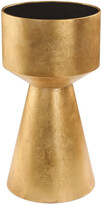 Uttermost Veira Gold Accent Table