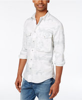 G Star Men's Large-Pocket Camo Shirt