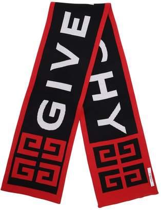 Givenchy LOGO COTTON SCARF
