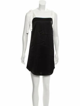 Mestiza New York Mini Shift Dress w/ Tags Black