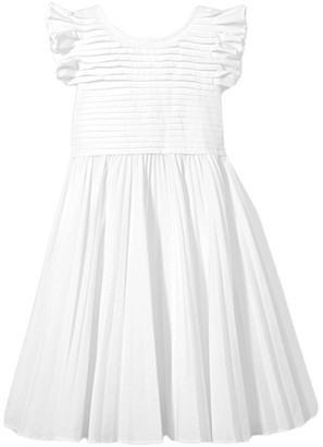 Jacadi Paris Libre Pleated Dress