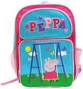 Peppa Pig on Swing 16'' Backpack