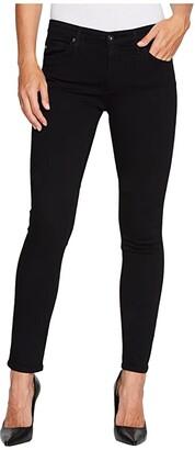 AG Jeans Prima in Super Black (Super Black) Women's Jeans