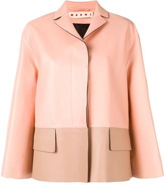 Marni Colour-Block Jacket