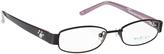 Black Swarovski® Crystal Eyeglasses