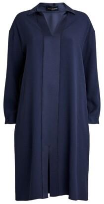 Piazza Sempione Mini Shirt Dress