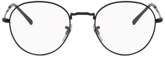 Ray-Ban Black Round Icons Glasses