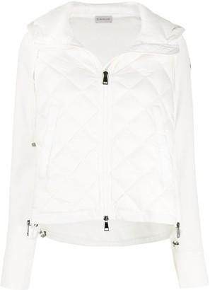 Moncler Diamond-Quilt Jacket