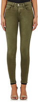 L'Agence Women's Margot High-Rise Skinny Jeans-Dark Green