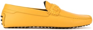Tod's Logo Detail Loafers