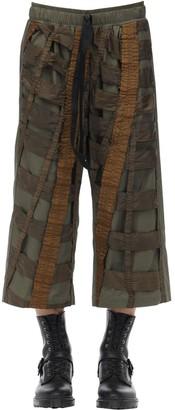 Raeburn Airbreak Cotton & Nylon Pants