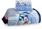 Disney Mickey Mouse Crib Bedding Set for Baby - Personalizable