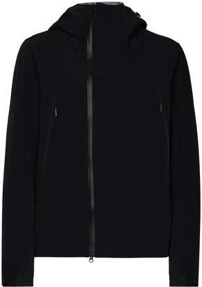Descente 3D Foam Lamination shell hooded jacket