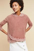 Deletta Allie Hooded Sweatshirt