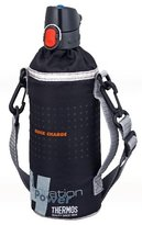 Thermos plastic bottle caps & Cooler (500ml PET bottles for) Black RCT-PC BK (japan import)