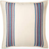 Lauren Ralph Lauren Kelsey Ticking-Stripe European Sham