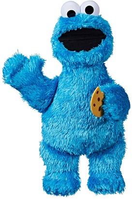 Hasbro Sesame Street Feed Me Cookie Monster Plush