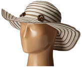 San Diego Hat Company RBM5558 Ribbon Sun Brim Hat