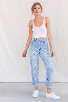 Urban Renewal Vintage Levi's Paint Splattered Jean