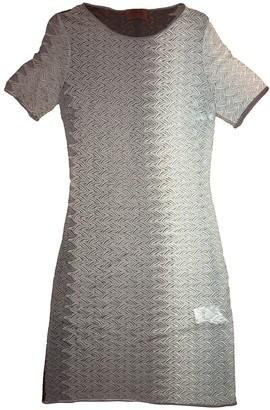 Missoni Grey Lace Dress for Women