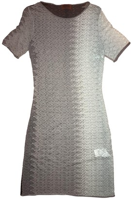 Missoni Grey Lace Dresses