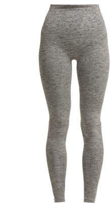 LNDR Eight Eight Performance Leggings - Womens - Light Grey