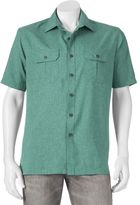 Croft & Barrow Men's Classic-Fit Outdoor Performance Button-Down Shirt