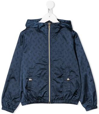 Herno Monogram Hooded Jacket