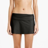 J.Crew Cinched bikini beach skirt