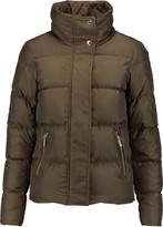 MICHAEL Michael Kors Quilted shell down coat