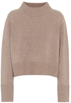 Co Wool and cashmere sweater