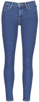 Lee SCARLETT STONE MILTONA women's Skinny Jeans in Blue