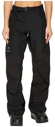 Arc'teryx Beta AR Pant (Black) Women's Casual Pants