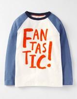 Boden Fantastic Raglan T-shirt