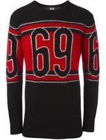 Hood by Air '6.9' jumper