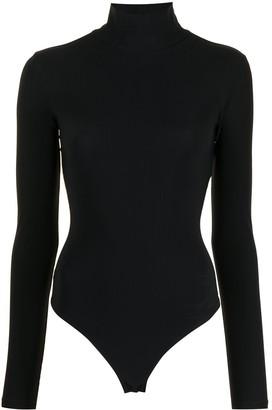 Alix Roll Neck Long-Sleeved Bodysuit