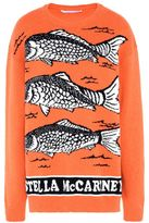 Stella McCartney fishes intarsia jumper