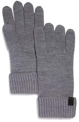 AllSaints Merino Wool Gloves