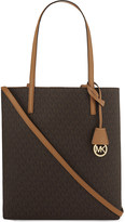 MICHAEL Michael Kors Hayley large leather tote