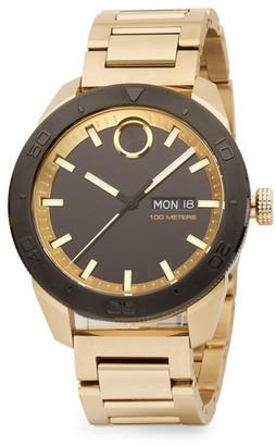 Movado BOLD Stainless Steel Bracelet Watch