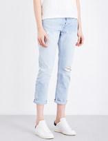 Levi's 501 CT slim-fit mid-rise jeans