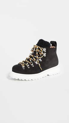 Buttero Zeno Shearling Boots