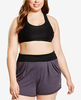 Soffe Curves Plus Size Dance Shorts