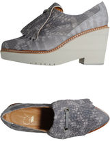 CX Moccasins with heel