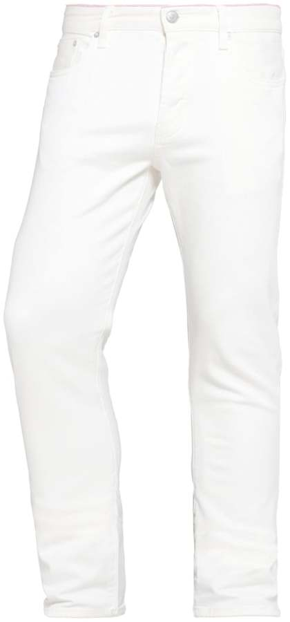 Earnest Sewn BRYANT SLOUCHY Slim fit jeans off white
