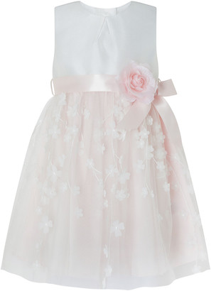 Under Armour Baby Eloise Floral Occasion Dress Pink