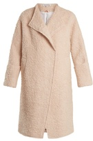 Elizabeth and James Palmoa drop-shoulder coat