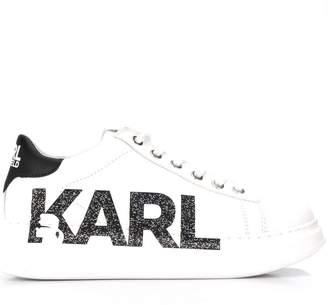 Karl Lagerfeld Paris silhouette sneakers