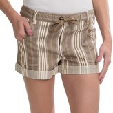 Carve Designs Venice Shorts - Brushed Cotton Twill (For Women)