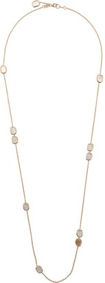 Roberto Coin 18kt rose gold mother of pearl necklace